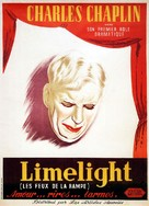 Limelight - French Movie Poster (xs thumbnail)