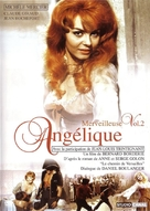 Merveilleuse Angélique - French DVD cover (xs thumbnail)