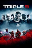 Triple 9 - British Movie Cover (xs thumbnail)