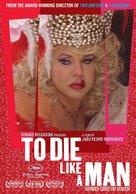 Morrer Como Um Homem - DVD cover (xs thumbnail)