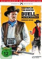 Gunman's Walk - German DVD cover (xs thumbnail)