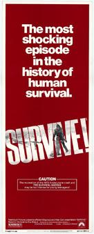 Survive - Movie Poster (xs thumbnail)