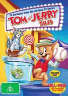"""Tom and Jerry Tales"" - Australian DVD movie cover (xs thumbnail)"