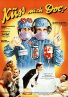 Young Doctors in Love - German Movie Poster (xs thumbnail)