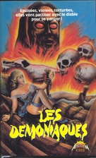 Les dèmoniaques - French VHS cover (xs thumbnail)