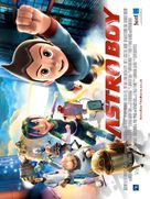 Astro Boy - British Movie Poster (xs thumbnail)