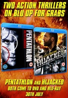 Hijacked - British Video release poster (xs thumbnail)