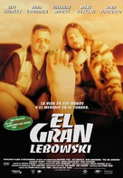 The Big Lebowski - Spanish Movie Poster (xs thumbnail)