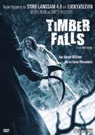 Timber Falls - Swiss DVD movie cover (xs thumbnail)