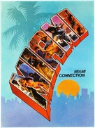 Miami Connection - DVD cover (xs thumbnail)