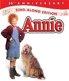 Annie - Blu-Ray cover (xs thumbnail)