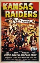 Kansas Raiders - Movie Poster (xs thumbnail)