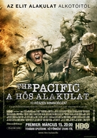 """The Pacific"" - Hungarian Movie Poster (xs thumbnail)"