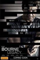 The Bourne Legacy - Australian Movie Poster (xs thumbnail)