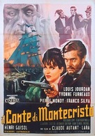 Le comte de Monte Cristo - Italian Movie Poster (xs thumbnail)