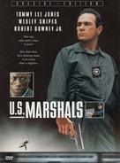 US Marshals - DVD movie cover (xs thumbnail)