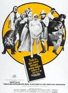 Everything You Always Wanted to Know About Sex * But Were Afraid to Ask - Spanish Theatrical poster (xs thumbnail)