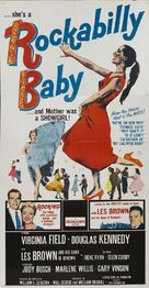 Rockabilly Baby - Movie Poster (xs thumbnail)
