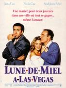 Honeymoon In Vegas - French Movie Poster (xs thumbnail)