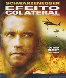 Collateral Damage - Brazilian Blu-Ray movie cover (xs thumbnail)