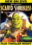 Scared Shrekless - DVD cover (xs thumbnail)