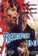 Frankenstein '80 - German Movie Poster (xs thumbnail)