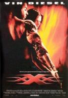 XXX - Italian Movie Poster (xs thumbnail)