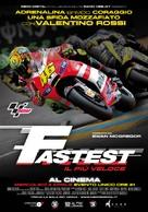 Fastest - Italian Movie Poster (xs thumbnail)