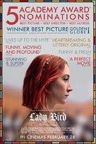 Lady Bird - Indonesian Movie Poster (xs thumbnail)