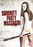 Sorority Party Massacre - British DVD cover (xs thumbnail)