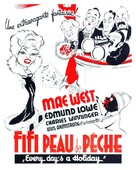 Every Day's a Holiday - French Movie Poster (xs thumbnail)