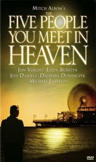 The Five People You Meet in Heaven - DVD cover (xs thumbnail)