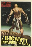 The Amazing Colossal Man - Italian Movie Poster (xs thumbnail)