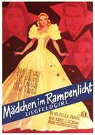 Ziegfeld Girl - German Movie Poster (xs thumbnail)