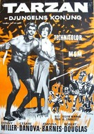 Tarzan, the Ape Man - Swedish Movie Poster (xs thumbnail)