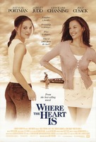 Where the Heart Is - Movie Poster (xs thumbnail)
