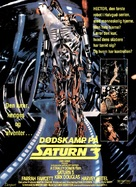 Saturn 3 - Danish Movie Poster (xs thumbnail)