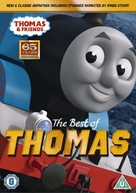 """Thomas the Tank Engine & Friends"" - British DVD cover (xs thumbnail)"