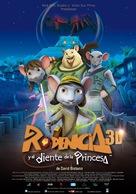 Rodencia y el Diente de la Princesa - Argentinian Movie Poster (xs thumbnail)