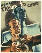 Things to Come - German Movie Poster (xs thumbnail)