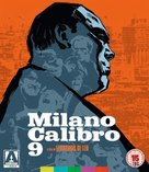 Milano calibro 9 - British Blu-Ray cover (xs thumbnail)