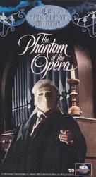 The Phantom of the Opera - VHS movie cover (xs thumbnail)