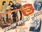 Youth Runs Wild - Movie Poster (xs thumbnail)