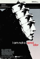 I Am Not a Serial Killer - Italian Movie Poster (xs thumbnail)