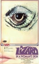 Una lucertola con la pelle di donna - VHS cover (xs thumbnail)