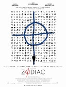 Zodiac - French Movie Poster (xs thumbnail)