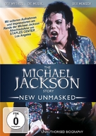 Michael Jackson Unmasked - German Movie Cover (xs thumbnail)