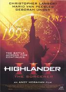 Highlander 3 - Movie Poster (xs thumbnail)