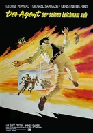 The Groundstar Conspiracy - German Movie Poster (xs thumbnail)