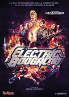 Electric Boogaloo: The Wild, Untold Story of Cannon Films - French Movie Cover (xs thumbnail)